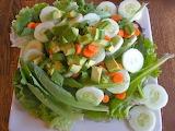 ^ Refreshing Salad
