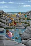 Rockpooling - Peter Adderley