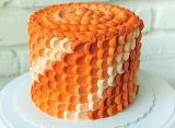 Ombre cake @ Rebecca Cakes & Bakes