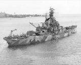 USS Indiana battleship