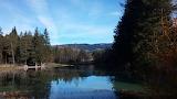 Fall On The Lake