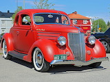 Ford Coupe 1936 hot rod