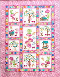 Pink Fairy Tale Quilt