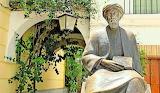 Maimonides Statue, La Juderia, Cordoba