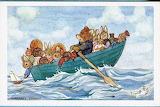 Margaret Tempest, Boat Full
