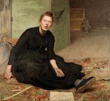 Hanna Pauli, Portrait de Venny Soldan, 1886