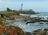 Pigeon Point Lighthouse California - Photo from Piqsels id-s