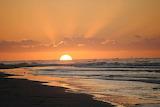 Sunrise Fripp island