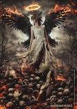 fantasy-black angel