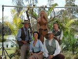 The Lost World cast picture