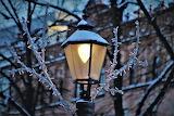 City - street lampe