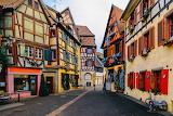 Colmar, France by Getty Images via AD