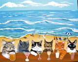 cocktail cats