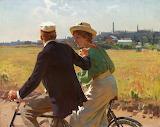 The Morning Ride~ Erik Henningsen