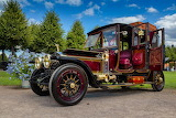 1913 Rolls Royce car