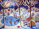 ^ Christmas Snow ~ Renie Britenbucher