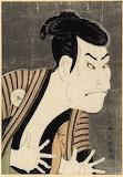 живопись театра кабуки