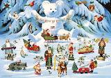Jingle Bell Teddy & Friends