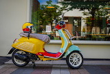 scooter-Vespa