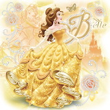 Belle's Yellow Gown
