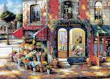The Village Corner -John OBrien