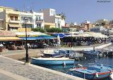 Crete, Ayios Nikolaos harbour