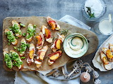 Food photographer Sydney & Melbourne Bruschetta