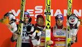 Kamil Stoch, Junshiro Kobayashi, Stefan Kraft