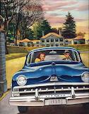 1950 Lincoln~ vintage