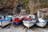 Fishing Boats, The Lizard, Cornwall. Kernow