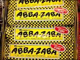 Abba-Zaba Candy Bar