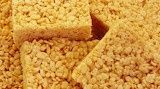 #Yummy Rice Krispie Treats at the Mayne Island Market