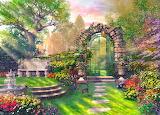 The Garden Gates - Dominic Davison