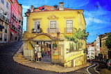 Lisbon - Old town