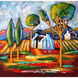 ^ Landscape ~ Giorgio Trobec