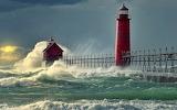 Grand Haven Michigan Lighthouse