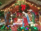 Saint Charles parish nativity scene