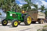tractor, Belize