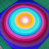 Colourful Paper Circles