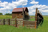 Old Barn Colorado - Photo id-1978385 Pixabay by John Huxtable