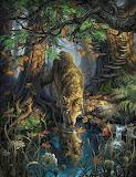 Wilderness Wolf