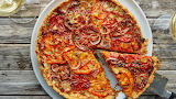 ^ Dried tomato pie