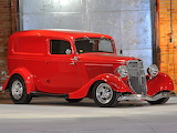 Ford Sedan Delivery hot rod 1933