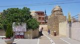 Puerta Castillo Mansilla de Las Mulas