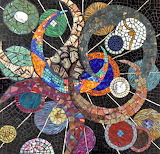 mosaïc by Judy Carroll
