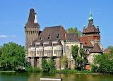 Chateau de Vajdahunyad - Hungary