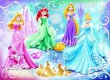 Glam Princesses