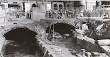 Rebuilding the Beck culvert