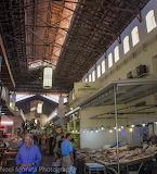 Indoor market Chania