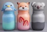 Cute Animal Smoothies